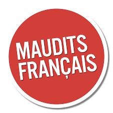 maudits français - logo