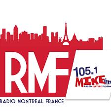 RMF 105.1 - logo